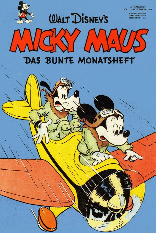 Micky Maus Archive — 📖 iBOOKS TO