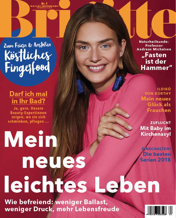 Aktuelle Ausgabe brigitte aktuelle ausgabe 2018 11