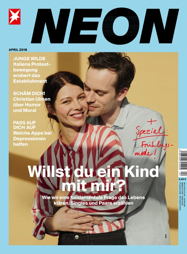 Aktuelle Ausgabe neon aktuelle ausgabe 2018 06