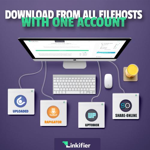 NOCH GÜLTIG: Doppelte Laufzeit für Multi Hoster Account mit