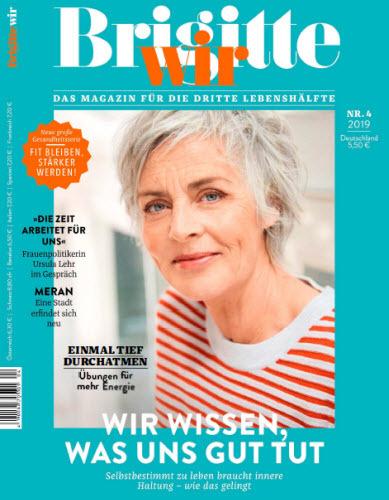 Brigitte Wir Aktuelle Ausgabe 2019 04 Download