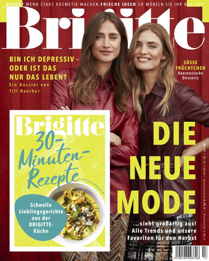 Brigitte Aktuelle Ausgabe 2019 17 Download