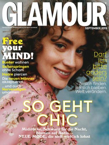 Glamour Aktuelle Ausgabe