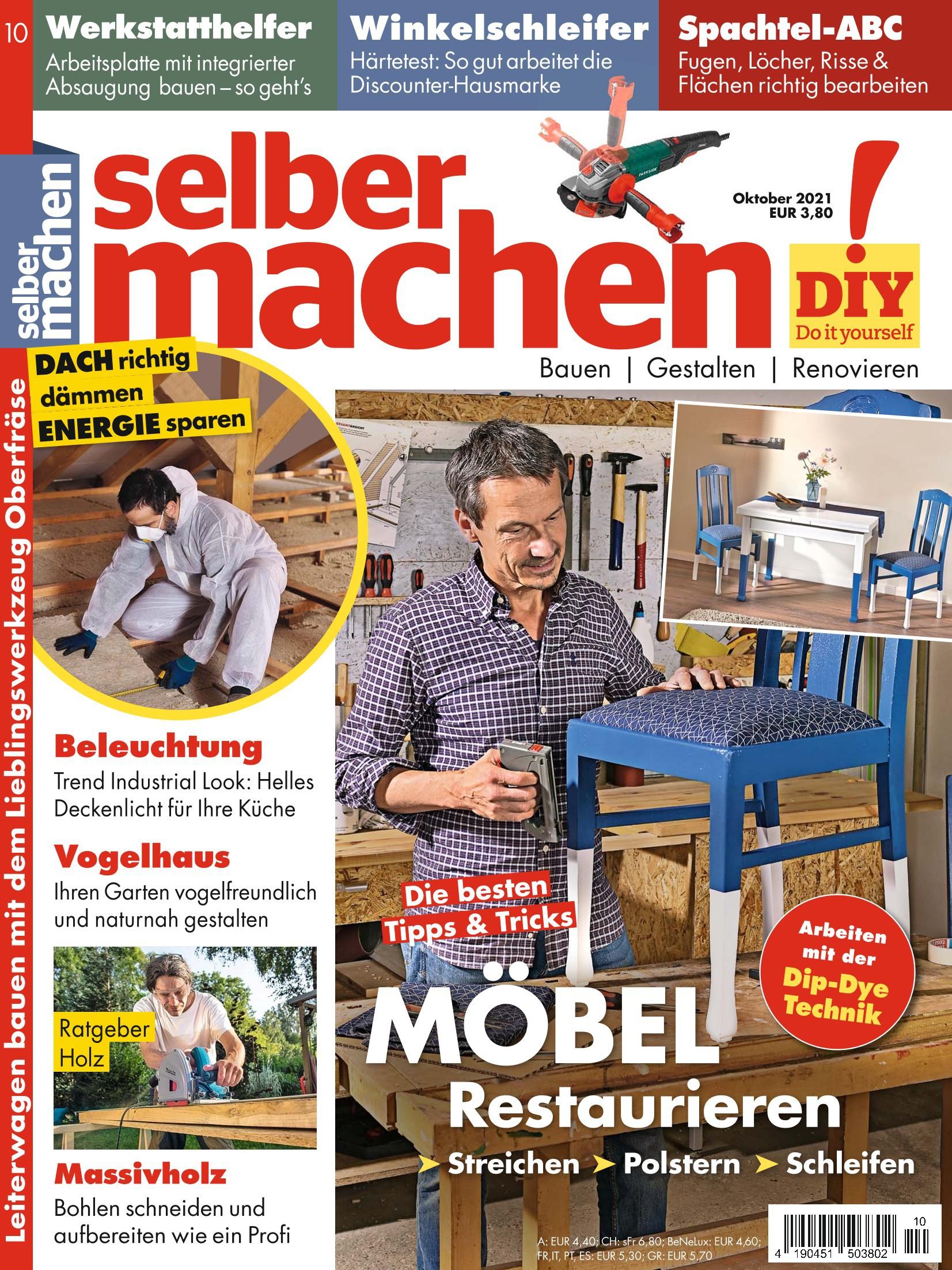 Selber Machen – aktuelle Ausgabe 8 8 — Download